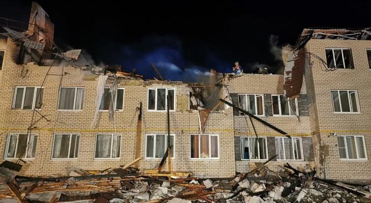 Пострадавший от взрыва газа дом в селе Маргуша снесут