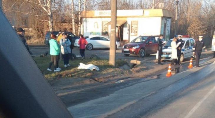 Девятилетняя девочка погибла под колесами авто в Нижегородской области