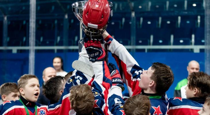 Восьмой Международный юношеский хоккейный турнир «КУБОК ŠKODA» завершился на площадке «Уфа-Арена»