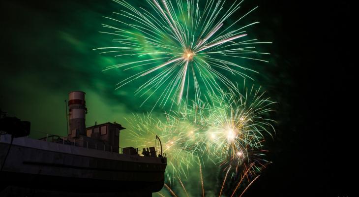 Фестиваль закатов и фейерверков начнется в Нижнем Новгороде 12 июня