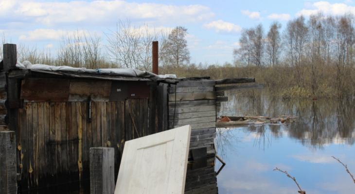 Прибрежные улицы в пяти районах Нижнего Новгорода оказались под угрозой подтопления