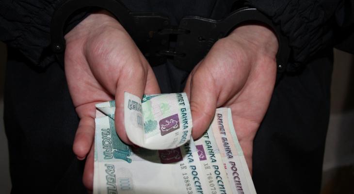 Назван средний размер взяток в Нижегородской области