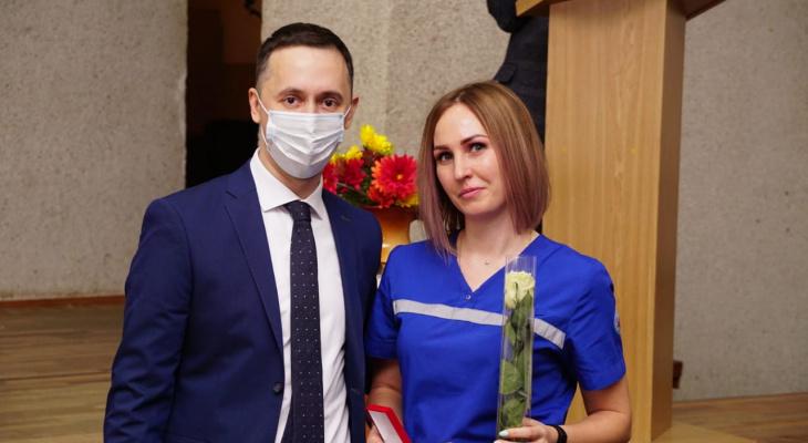 В 2020 году нижегородская служба скорой медицинской помощи совершила почти миллион выездов
