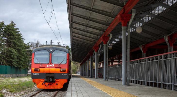 Поезд Москва-Киров остановили в Шахунье из-за сообщений о минировании