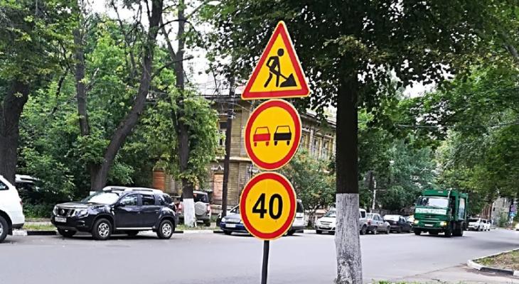 Движение на перекрестке улиц Ветеринарной и Пушкина ограничат со 2 мая