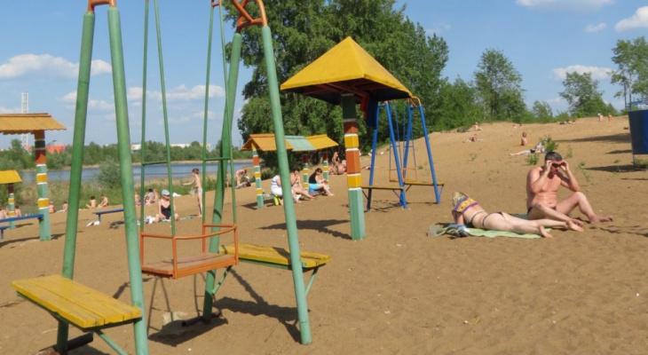 16 пляжей откроют в Нижнем Новгороде летом 2021 года
