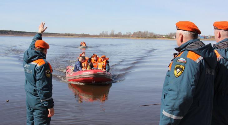 Участки в Нижнем Новгороде и еще два района области под угрозой затопления