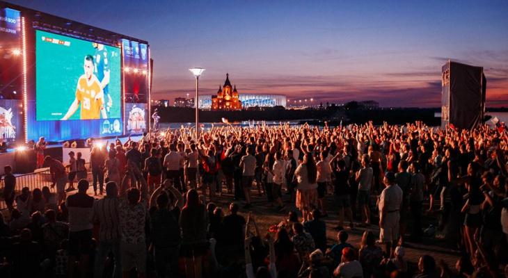 Группа «Пицца» выступит настадионе «Нижний Новгород» перед финалом Кубка России