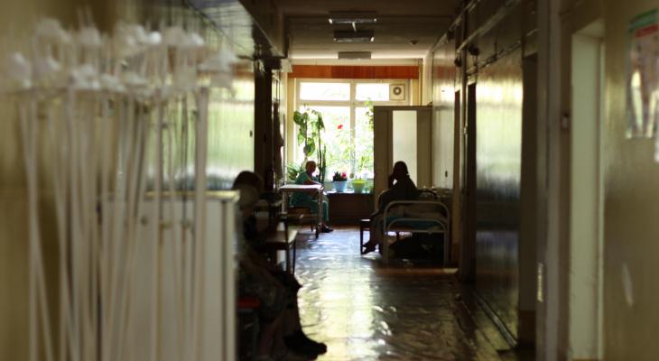 Две больницы Нижнего Новгорода частично закрыты на карантин