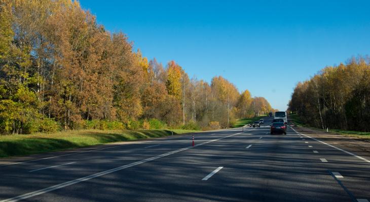 Проект четвертого этапа трассы М-12 Москва - Казань в Нижегородской области прошел госэкспертизу