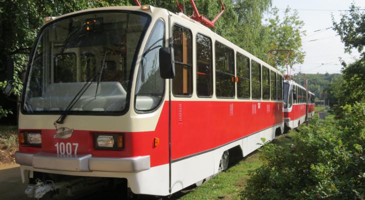 В Нижнем Новгороде на майские праздники изменится расписание трамваев и троллейбусов