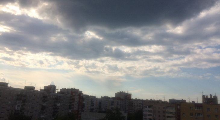 Дождливая и пасмурная погода установится в Нижегородской области с 3 мая