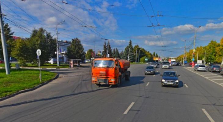 Проспект Гагарина в Нижнем Новгороде частично закроют для движения на 5 дней