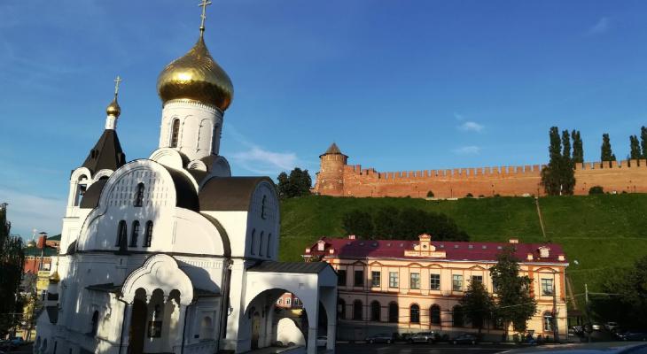 Похолодание до +9 градусов и дожди придут в Нижегородскую область с 4 мая