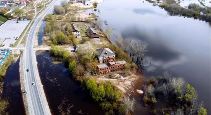 Остров за 50 миллионов рублей продают в Нижегородской области