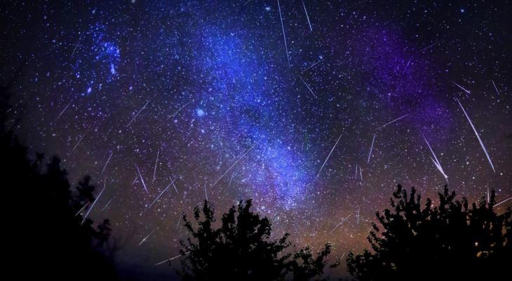 Нижегородцы увидят самый яркий метеоритный поток Майские Аквариды