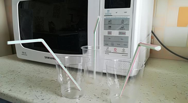 Одноразовая посуда и ватные палочки попадут под запрет в России