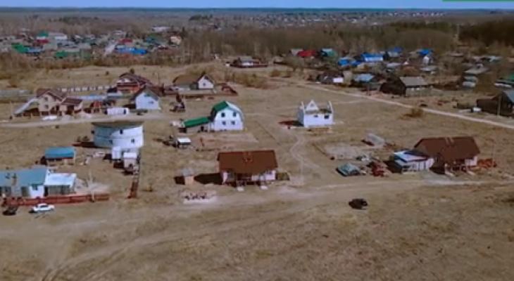 Нижегородским детям-сиротам построили дома на скотомогильнике с сибирской язвой