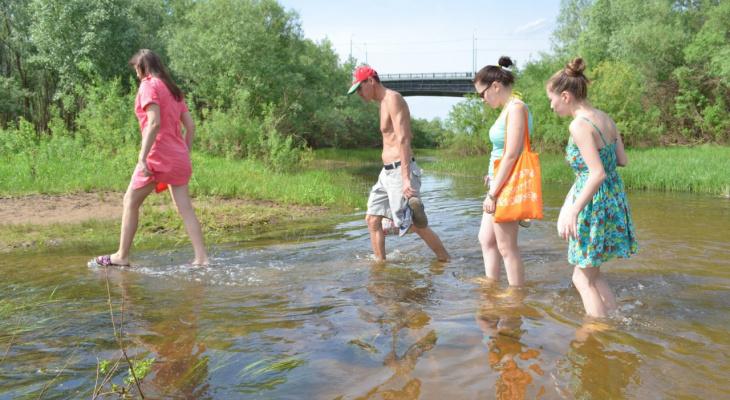 Жара до 32 градусов ожидается в Нижегородской области 15 мая