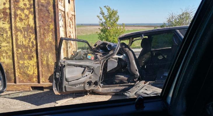 Три человека пострадали в пьяном ДТП на трассе в Арзамасском районе
