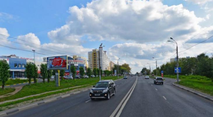 Движение транспорта изменилось на Казанском шоссе в Нижнем Новгороде