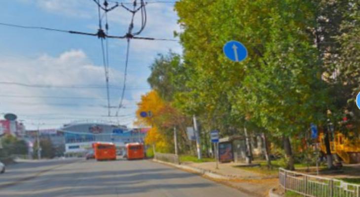Остановку «Дворец спорта» на улице Бекетова перенесут в другое место с 7 июля