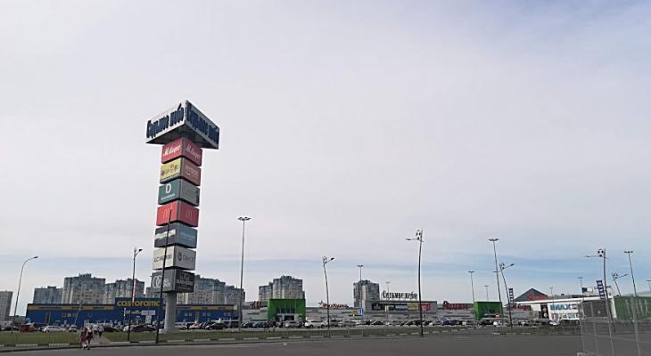 Движение транспорта закрыли стадиона «Нижний Новгород» 5 июня