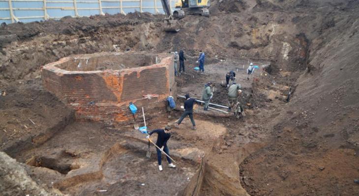 Водонапорная башня, найденная в кремле Нижнего Новгорода, станет музейным экспонатом