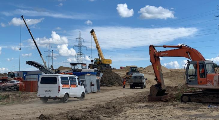 Двухуровневую развязку построят на двух трассах в Нижегородской области