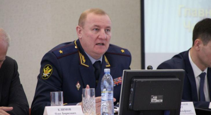 Виктор Брант утвержден начальником нижегородского ГУФСИН