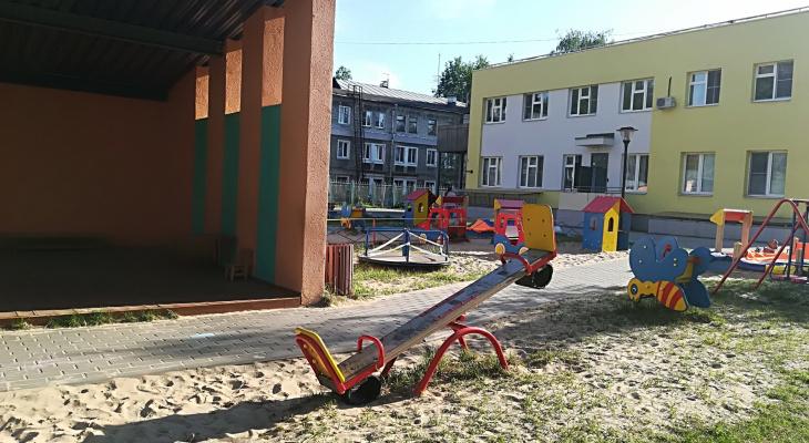 Более 50 групп в детских садах Нижнего Новгорода закрыли на карантин