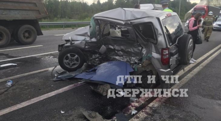 """Автоледи не пропустила """"Газель"""" на трассе в Володарском районе и погибла"""