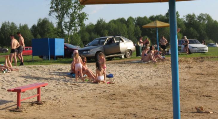 Специалисты назвали 3 опасных водоема в Нижнем Новгороде