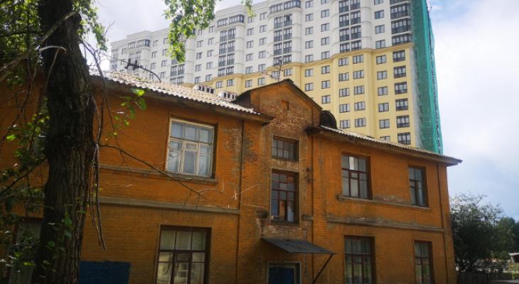 Четыре аварийных дома снесут в Нижнем Новгороде до 2025 года