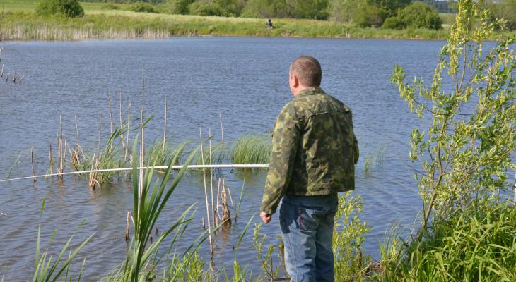 Названы 2 реки, где разрешено ловить рыбу в Нижегородской области