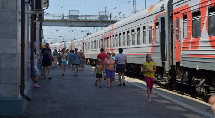 Семьи с детьми получат скидку на билеты на поезда по России