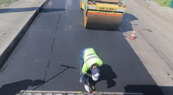Дороги в Новинках заменят на асфальт, который уже использовался