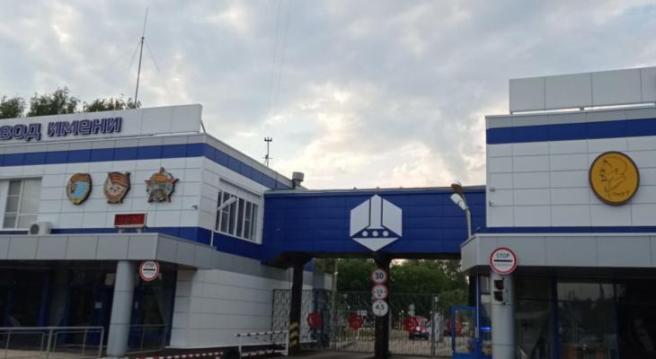 Трое рабочих пострадали при разгерметизации цистерны с ацетоном на заводе Свердлова в Дзержинске