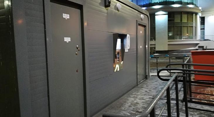 Установка модульного туалета в нижегородском кремле обойдется в 8,6 млн рублей