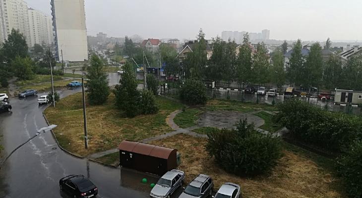 Похолодание до +19 градусов ждет жителей Нижегородской области на рабочей неделе