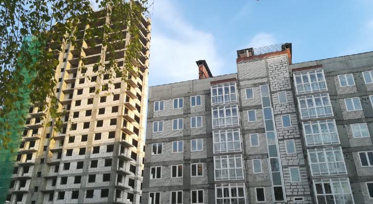 Три дома-долгостроя в ЖК «Солнечный» и ЖК «Гелиос» достроят в Нижнем Новгороде