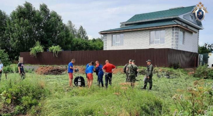 Четырехлетний Илья Молев, пропавший в Павловском районе, найден погибшим