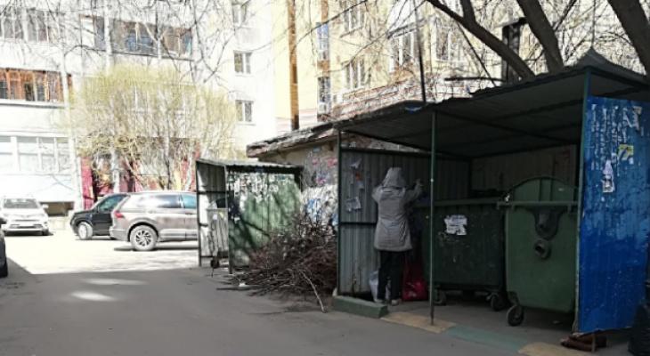 Дворник нашел в мусорном баке ракетно-зенитный комплекс в Нижнем Новгороде