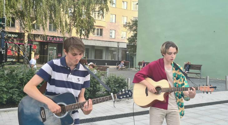 Уличные музыканты. Зачем городу музыка?