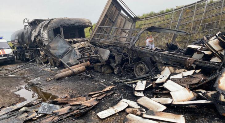 Появились подробности смертельного ДТП с участием 6 автомобилей в Кстовском районе