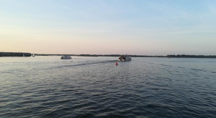 Нижегородцам рассказали, какую опасность таят зелёные воды реки Волга