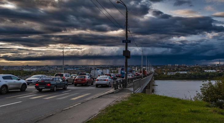 Нижегородские власти потратят на подсветку Мызинского моста 57,1 млн рублей