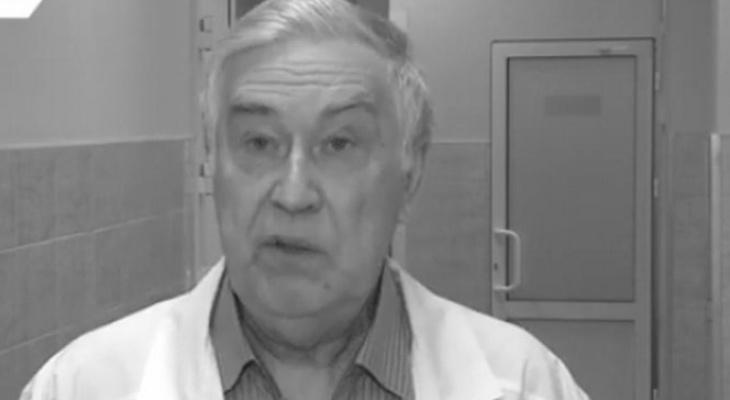 Врач Михаил Животовский умер от COVID-19 в Нижнем Новгороде
