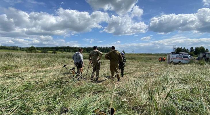 Грибник замерз насмерть в лесу в Нижегородской области